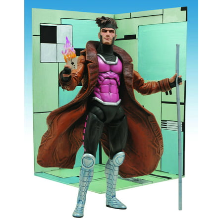 X-men Gambit (Marvel Select Gambit Action Figure (Other))