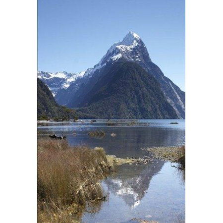 Fiordland National Park - Mitre Peak Mitford Sound Fiordland National Park New Zealand Journal: 150 Page Lined Notebook/Diary