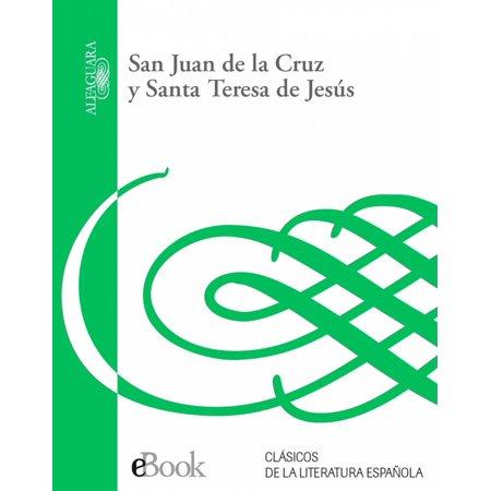 San Juan de la Cruz y Santa Teresa de Jesús -