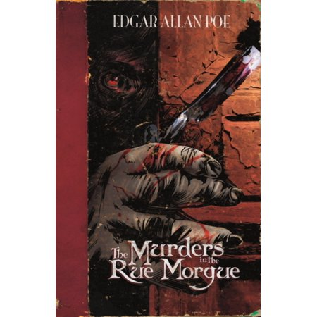 The Murders in the Rue Morgue (Edgar Allan Poe Graphic Novels) (Paperback)](Rue Morgue Halloween)