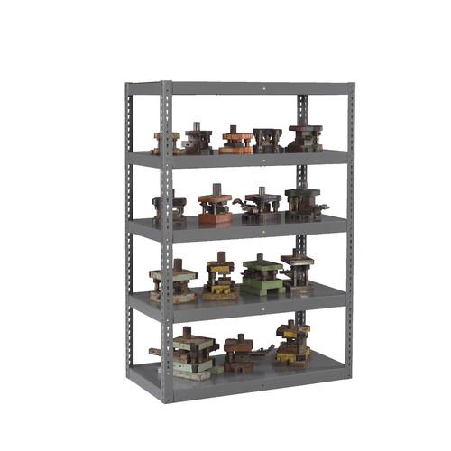 Tennsco Corp. Die Rack Shelving Units