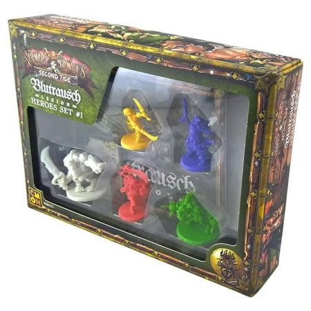 Rum & Bones Second Tide Blutrausch Legion Heroes Board Game CMON CMNRB023](Baby Hero Games)