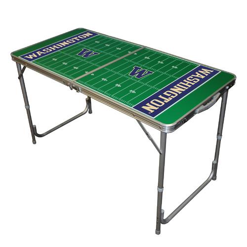 NCAA 2 x 4 Mini Tailgate Table