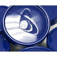20mm Dark Blue Flip-off Aluminum Vial Seals 100pk