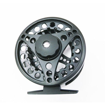 Stainless Arbor - KUFA #5/6 Aluminum Fly Reel (with Large Arbor) FR56