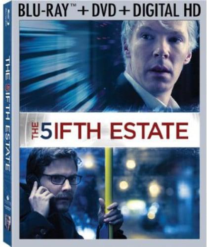The Fifth Estate (Blu-ray + DVD + Digital Copy)