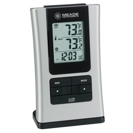Meade Instruments Personal Weather Station With Quartz Clock Weather Station