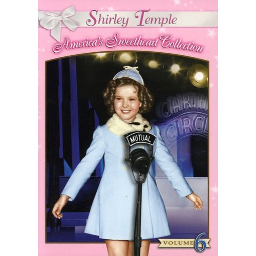 Shirley Temple Collection, Vol. 6 (Full Frame)