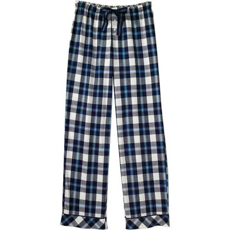 Faded Glory Faded Glory Womens Organic Cotton Flannel Pajama