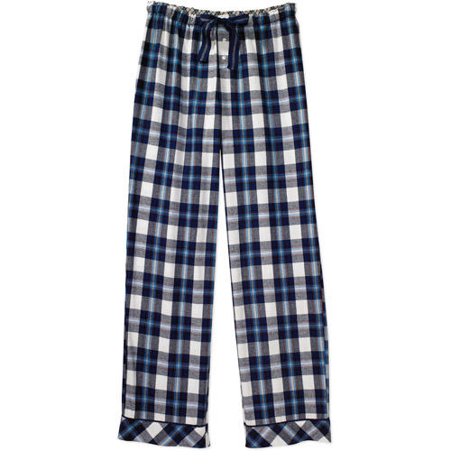 Faded Glory Faded Glory Women S Organic Cotton Flannel Pajama