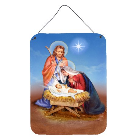 - Christmas Nativity Wall or Door Hanging Prints APH3905DS1216