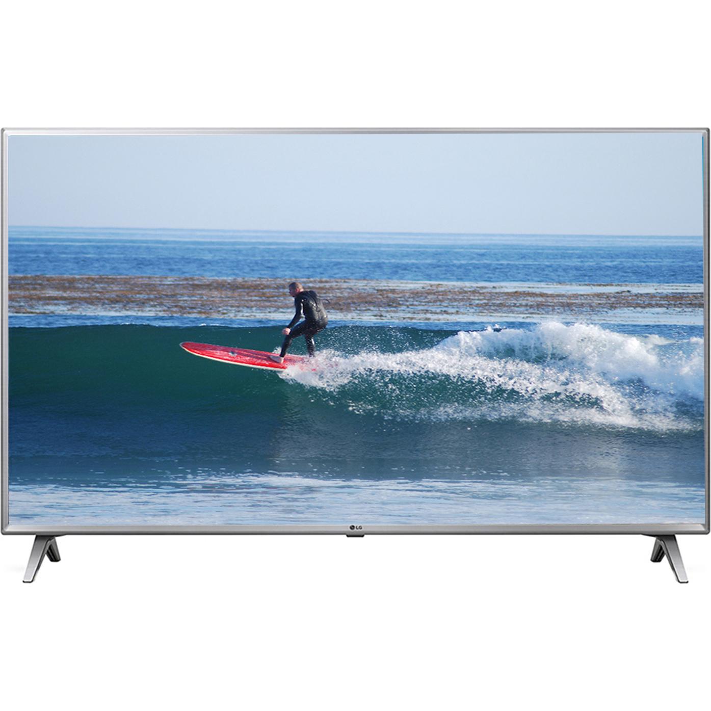"Refurbished LG 50"" 4K Smart UHD HDR LED TV, 50UK6500"