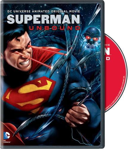 Dcu - Superman: Unbound
