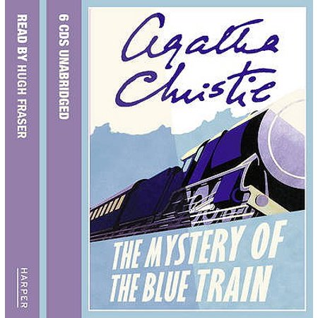 - The Mystery of the Blue Train: Complete & Unabridged (Audio CD)