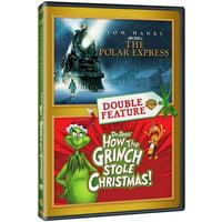 Polar Express / How The Grinch Stole Christmas (DVD)