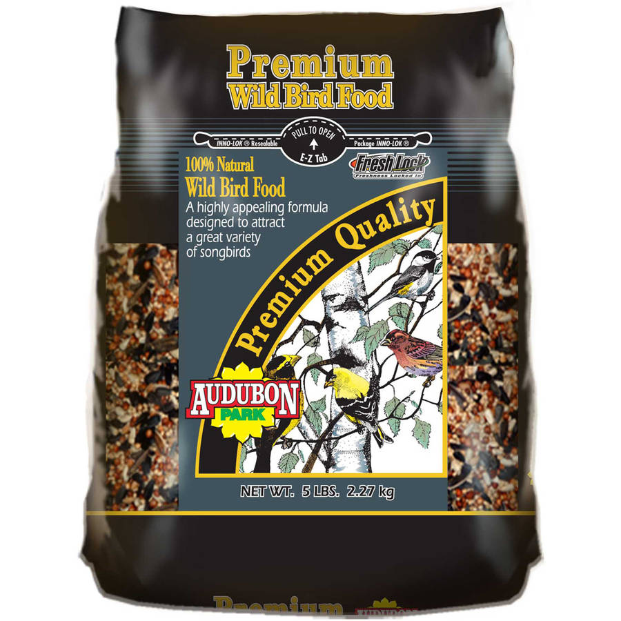 Audubon Park 10507 5 Lb Premium Wild Bird Food by Global Harvest/woodinville