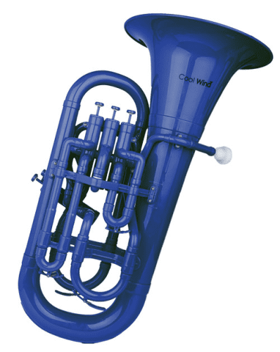 Cool Wind Euphonium Dark Blue by Cool Wind