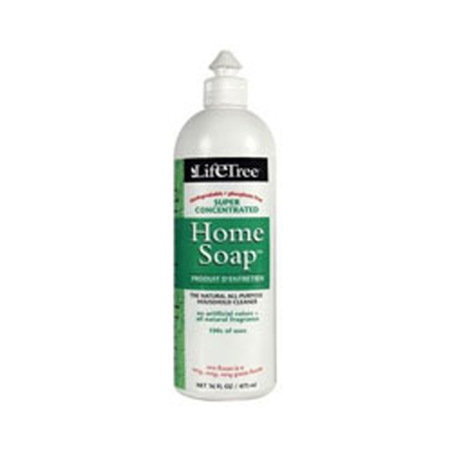 Life Tree All Purpose Super Concentrated Home Soap Cleaner - 16 Oz