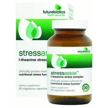 Mood Assist - Futurebiotics Stress Assist, 60 Ct