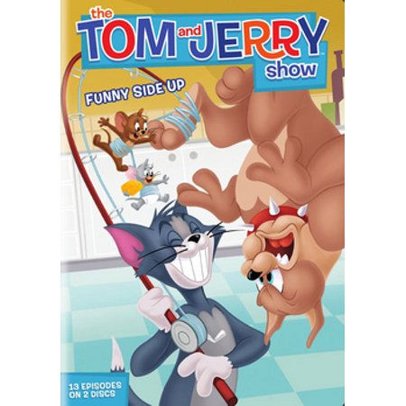 The Tom & Jerry Show: Season 1, Part 2 Funny Side Up