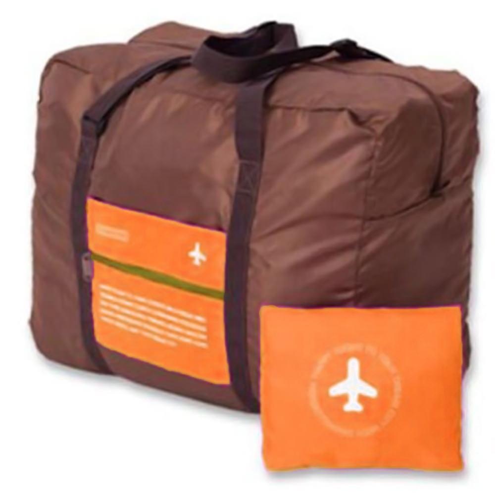 Waterproof Lightweight Women & Men Travel Foldable Duffel Bag for Sports, Gym-Blue by Tonewear