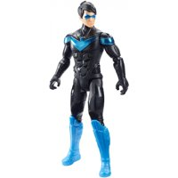 DC Comics Batman Missions Nightwing 12 Action Figure
