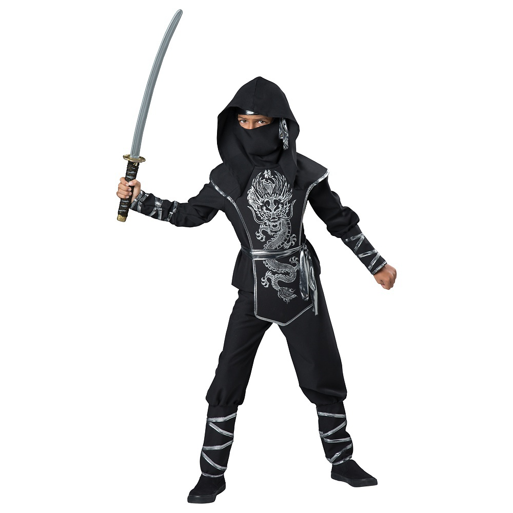 Incharacter Dragon Ninja Child Costume - Medium