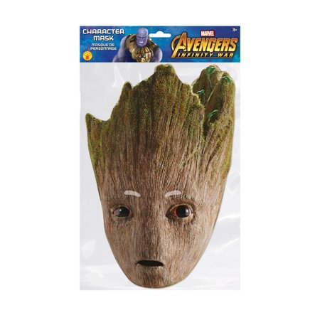 Teen Groot Character Mask - Movie Character Masks