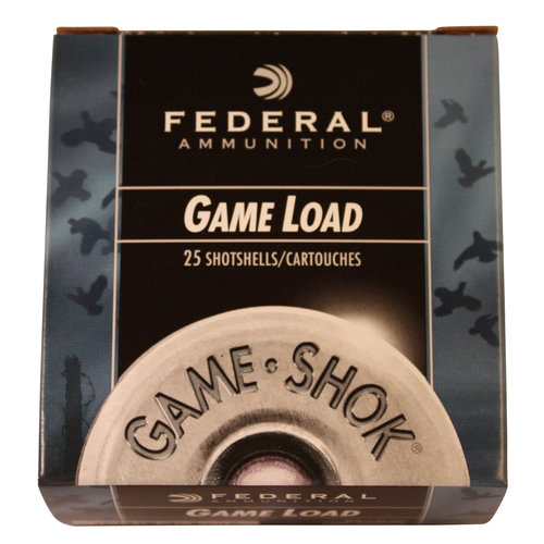Federal Game-Shok 12GA Loads