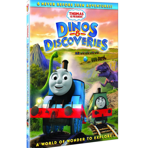 Thomas & Friends: Dinos & Discoveries (Widescreen)
