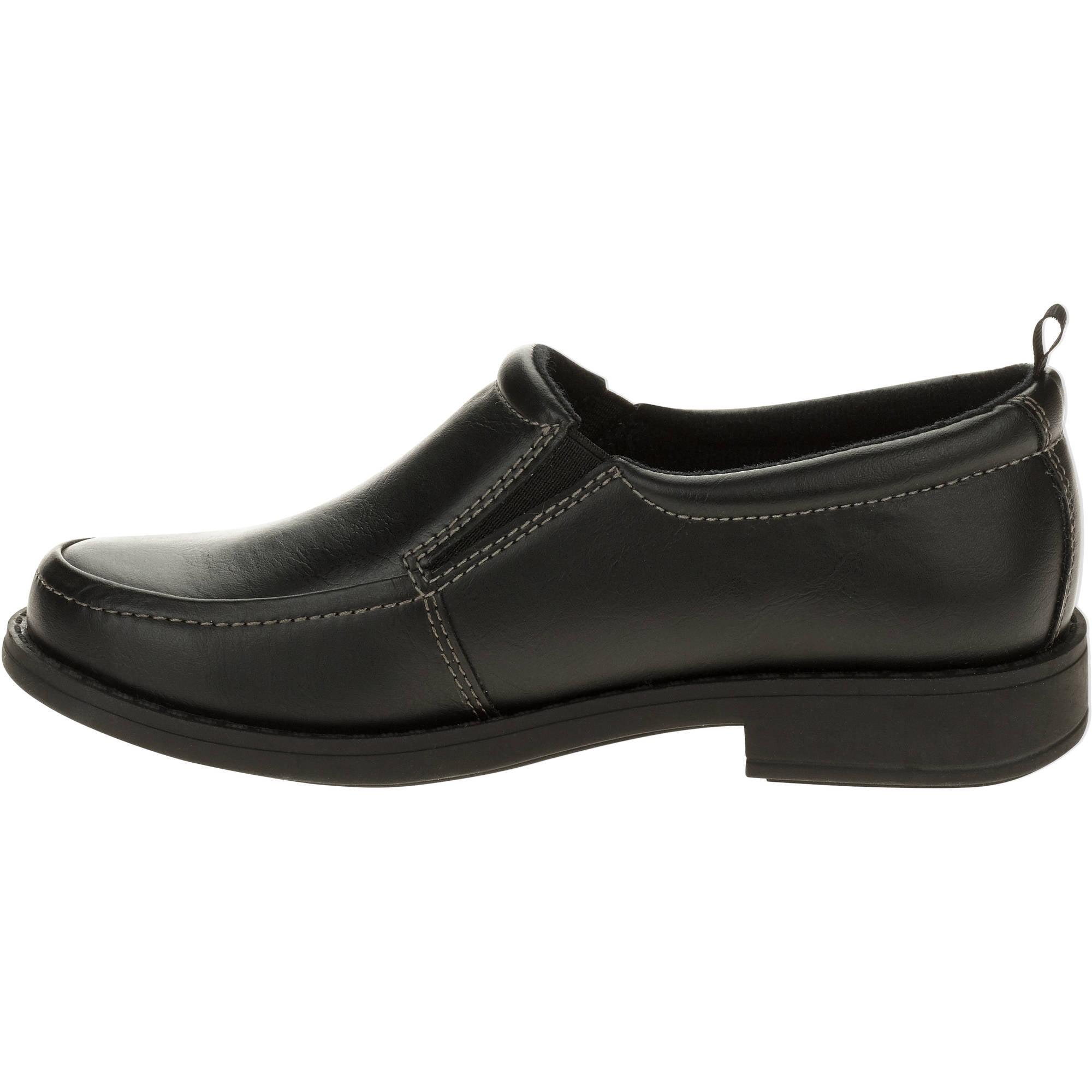 c8289a28f3796 George - Boys  Slip-On Dress Shoe - Walmart.com