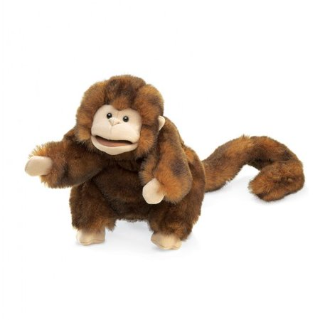 Infant Monkey Puppets (Monkey Hand Puppet )