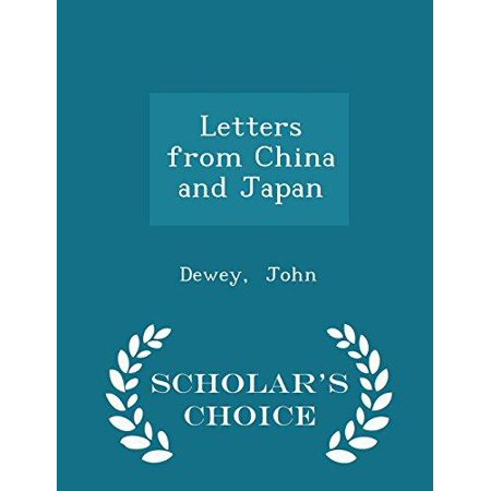 Letters from China and Japan - Scholar's Choice Edition - image 1 de 1