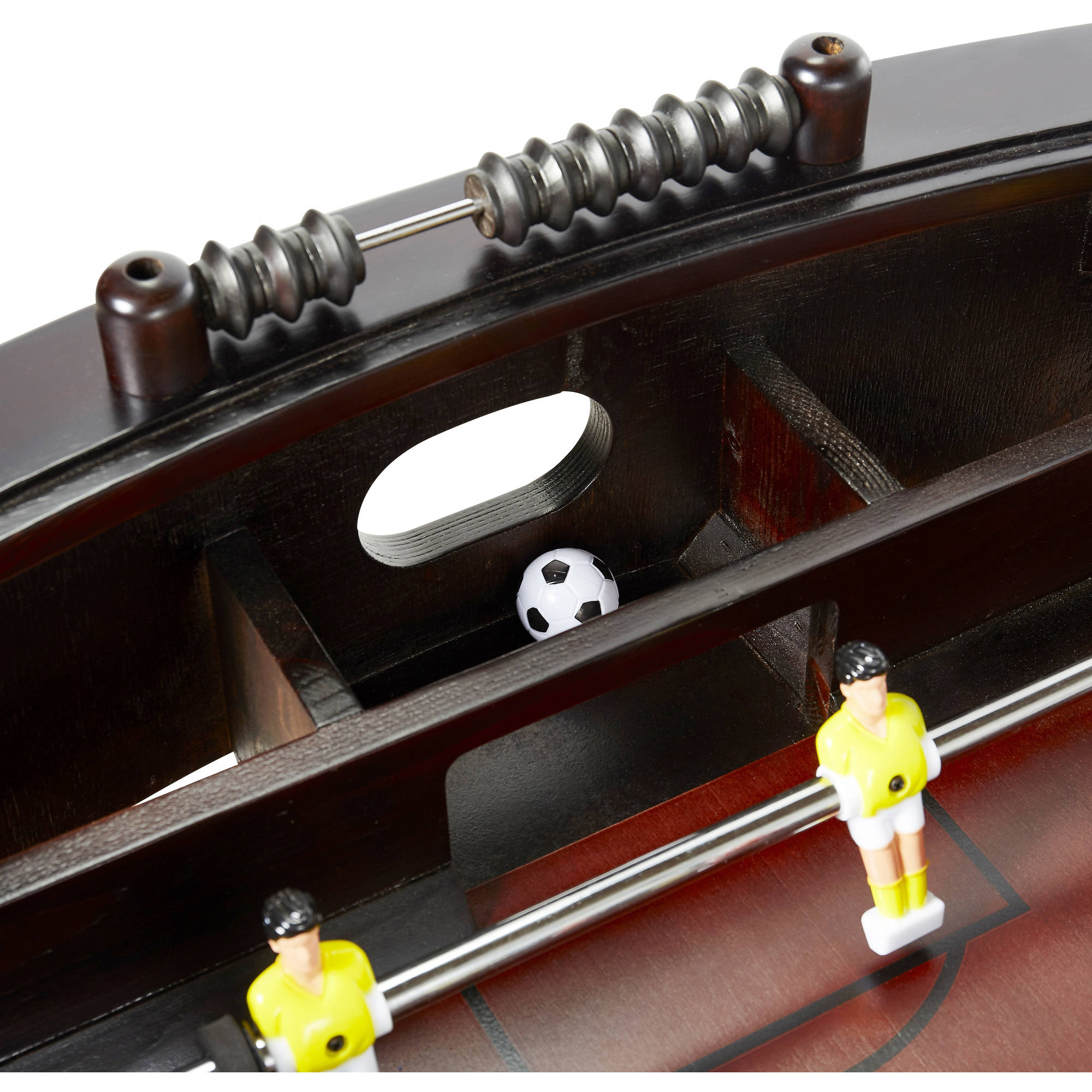 Barrington 42 Inch Wooden Foosball Coffee Table Walmart