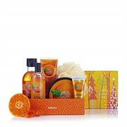 the body shop satsuma premium selection medium gift set