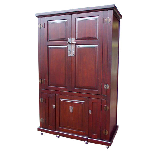 D Art Collection Armoire Desk