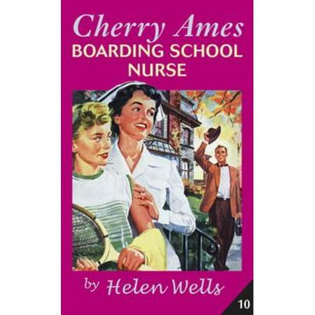 Cherry Ames, Boarding School Nurse - eBook