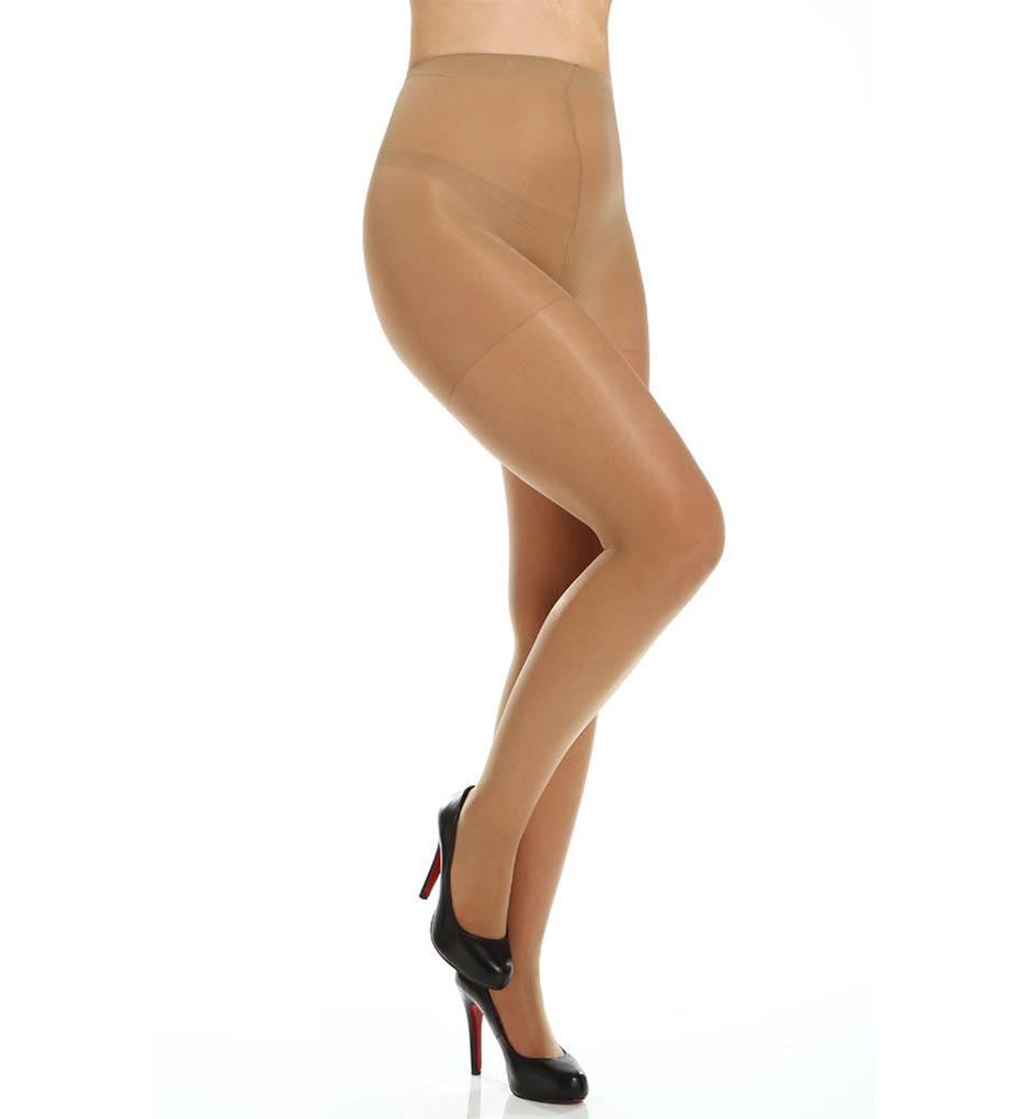 d631a76158 Berkshire - Women's 4417 Plus Size Silky Sheer Support Pantyhose -  Walmart.com