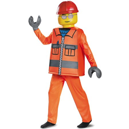 Construction Worker Deluxe Child Costume for $<!---->