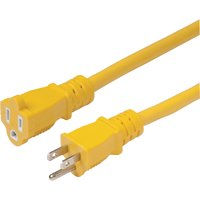 Marinco 15A Heavy Duty Marine Grade Extension Cord