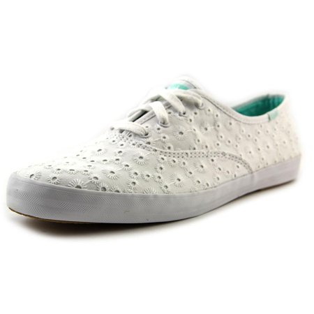 ce35d3bcea9fc Keds - Womens Keds Champion Eyelet Flat Casual Sneakers