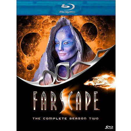 Farscape: The Complete Season Two (Blu-ray)
