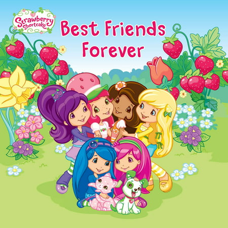 Best Friends Forever - Strawberry Shortcake And Friends Costumes
