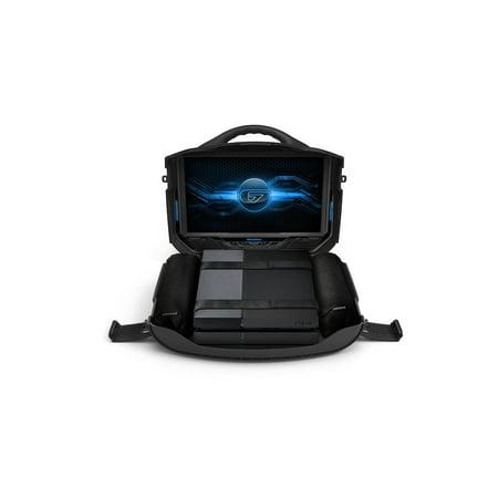 GAEMS G-190 vanguardia Black Edition: entorno Personal de juegos de PS4, UNO de XBOX, PS3, WBOX 360 (consola no incluido) + xbox en Veo y Compro