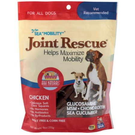 Omega 3 Chicken Feed (Ark Naturals Sea Mobility Joint Rescue Chicken 9)