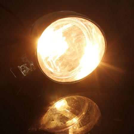 4″ Motorcycle Bike Bullet Headlight Spot Fog Lamp For  Honda Suzuki Yamaha - image 2 de 6