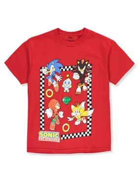 88b7896e85d5 Product Image Sonic the Hedgehog Boys' T-Shirt