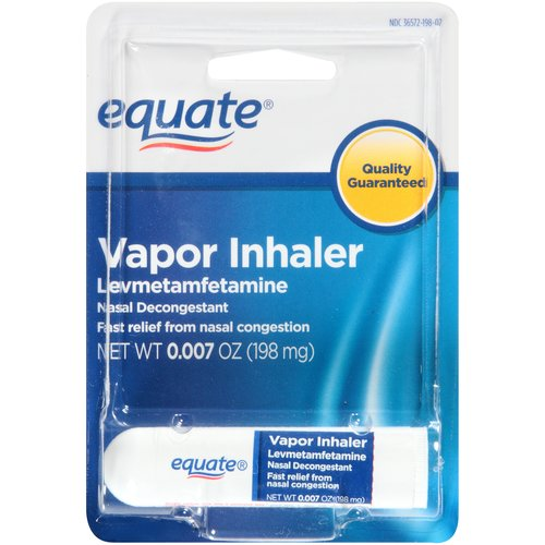 Equate Vapor Inhaler, .007 oz