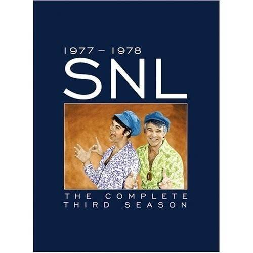 Saturday Night Live: The Complete Third Season (Full Frame) by UNIVERSAL HOME ENTERTAINMENT