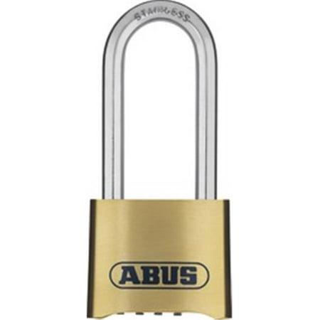 ABUS 180IB par 50HB63 Cadenas - combinaison - cadran r-armable en laiton massif - cadenas double - image 1 de 1